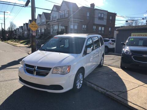2013 Dodge Grand Caravan for sale at Sharon Hill Auto Sales LLC in Sharon Hill PA