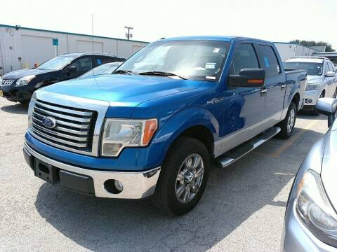 2010 Ford F-150 for sale at Race Auto Sales in San Antonio TX