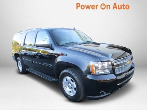 2013 Chevrolet Suburban for sale at Power On Auto LLC in Monroe NC