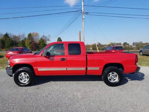 1999 Chevrolet Silverado 1500 for sale at CAR-MART AUTO SALES in Maryville TN