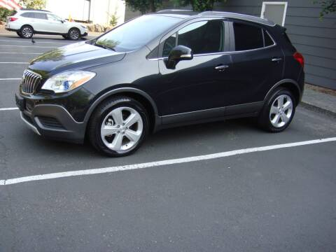 2015 Buick Encore for sale at Western Auto Brokers in Lynnwood WA