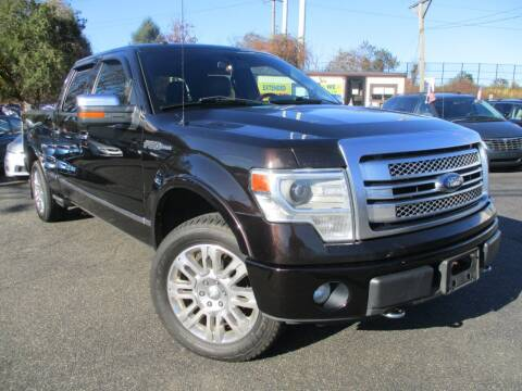 2013 Ford F-150 for sale at Unlimited Auto Sales Inc. in Mount Sinai NY