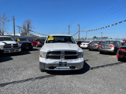 2012 RAM Ram Pickup 1500 for sale at Velascos Used Car Sales in Hermiston OR