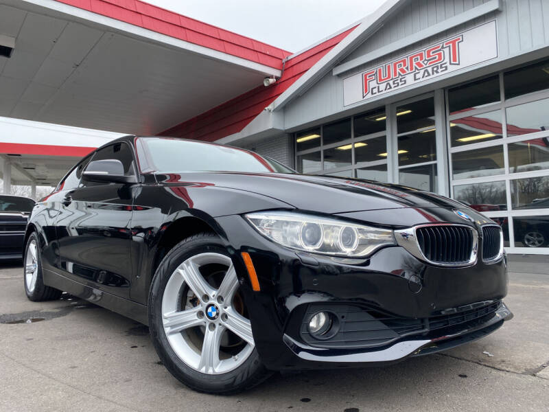 2015 BMW 4 Series for sale at Furrst Class Cars LLC  - Independence Blvd. in Charlotte NC