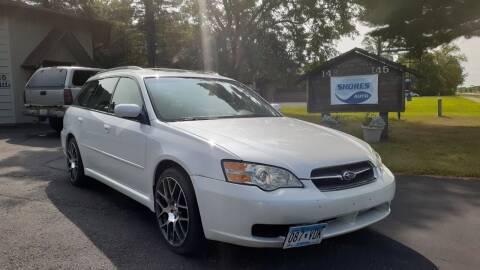 2007 Subaru Legacy for sale at Shores Auto in Lakeland Shores MN