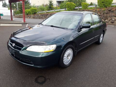 1998 Honda Accord for sale at South Tacoma Motors Inc in Tacoma WA
