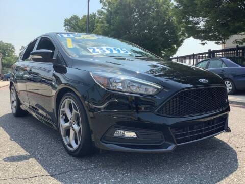 2017 Ford Focus for sale at Active Auto Sales Inc in Philadelphia PA