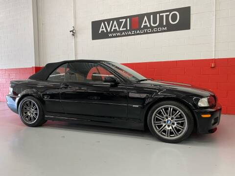 2001 BMW M3 for sale at AVAZI AUTO GROUP LLC in Gaithersburg MD