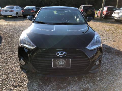 2013 Hyundai Veloster for sale at Stevens Auto Sales in Theodore AL