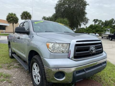 2010 Toyota Tundra for sale at Palm Bay Motors in Palm Bay FL