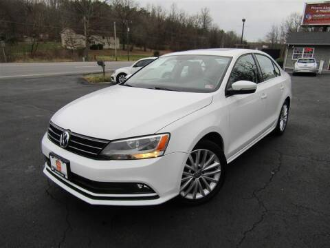 2015 Volkswagen Jetta for sale at Guarantee Automaxx in Stafford VA