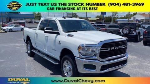 2019 RAM Ram Pickup 2500 for sale at Duval Chevrolet in Starke FL