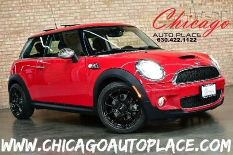 2009 MINI Cooper for sale at Chicago Auto Place in Bensenville IL