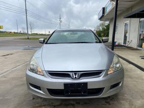 2007 Honda Accord for sale at Family Auto Sales of Johnson City in Johnson City TN