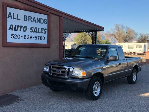 2008 Ford Ranger for sale at All Brands Auto Sales in Tucson AZ