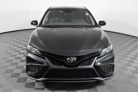 2021 Toyota Camry for sale at Southern Auto Solutions-Jim Ellis Hyundai in Marietta GA