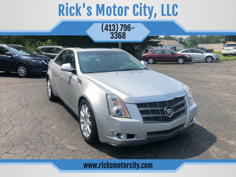 2009 Cadillac CTS for sale at Rick's Motor City, LLC in Springfield MA