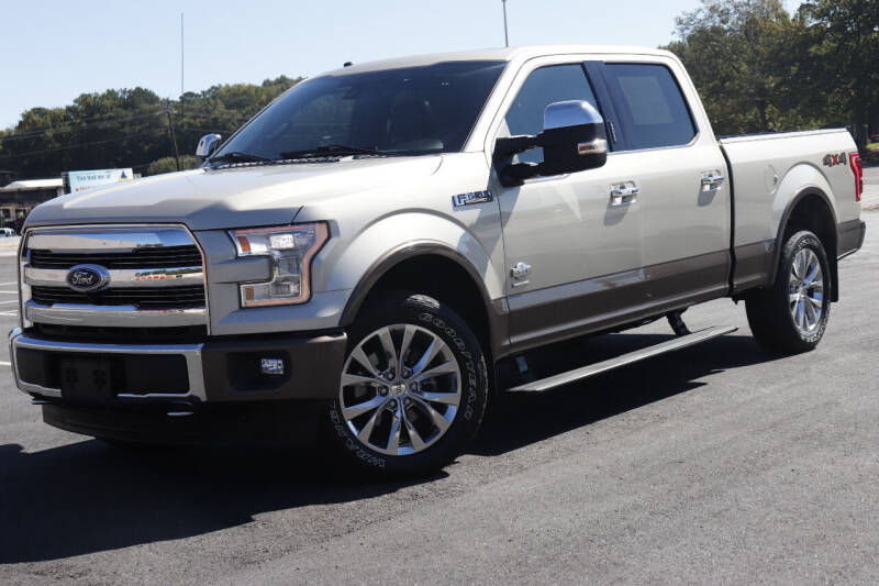 2017 Ford F-150 for sale at Auto Guia in Chamblee GA