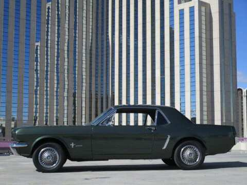 1965 Ford Mustang for sale at Sierra Classics & Imports in Reno NV