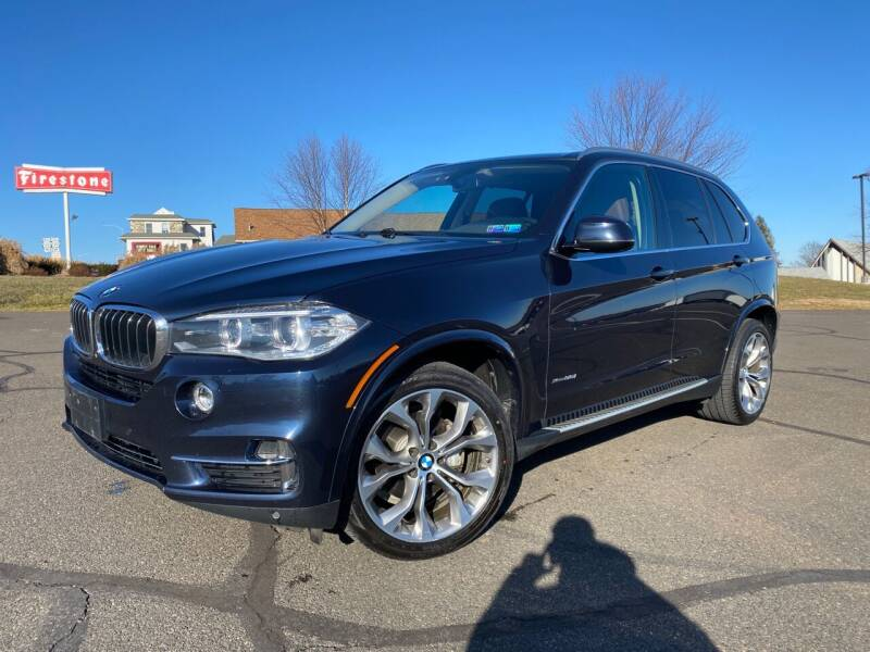 2015 BMW X5 for sale at PA Auto World in Levittown PA