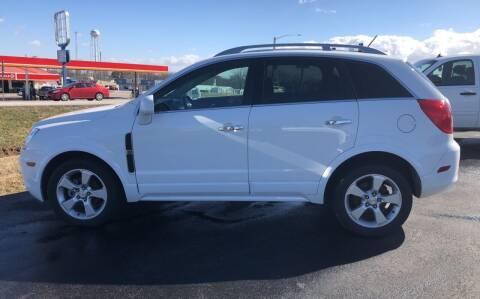 2014 Chevrolet Captiva Sport for sale at Village Motors in Sullivan MO
