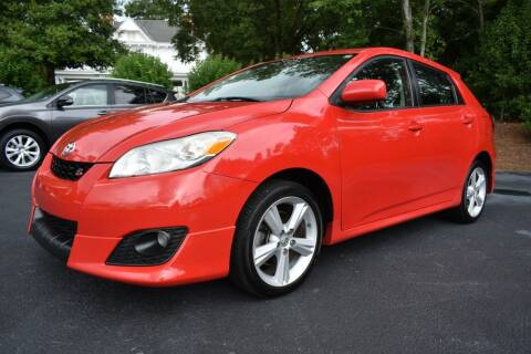 2009 Toyota Matrix for sale at Apex Car & Truck Sales in Apex NC
