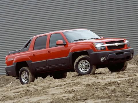 2005 Chevrolet Avalanche for sale at Moke America of Virginia Beach in Virginia Beach VA
