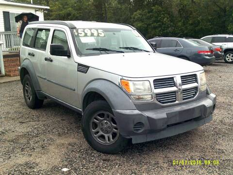 2008 Dodge Nitro for sale at Let's Go Auto Of Columbia in West Columbia SC