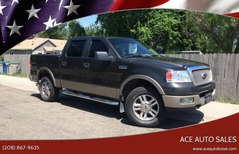 2005 Ford F-150 for sale at Ace Auto Sales in Boise ID