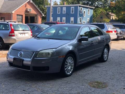 2007 Mercury Milan for sale at Emory Street Auto Sales and Service in Attleboro MA