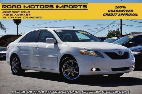 2007 Toyota Camry for sale at Road Motors Imports in El Cajon CA