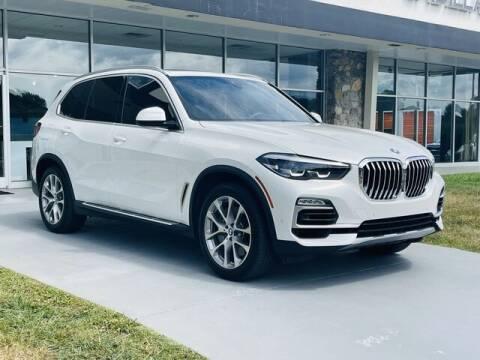 2019 BMW X5 for sale at RUSTY WALLACE CADILLAC GMC KIA in Morristown TN