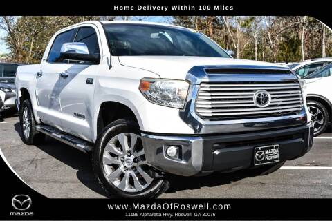 2014 Toyota Tundra for sale at Mazda Of Roswell in Roswell GA