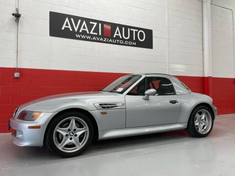 1998 BMW M for sale at AVAZI AUTO GROUP LLC in Gaithersburg MD