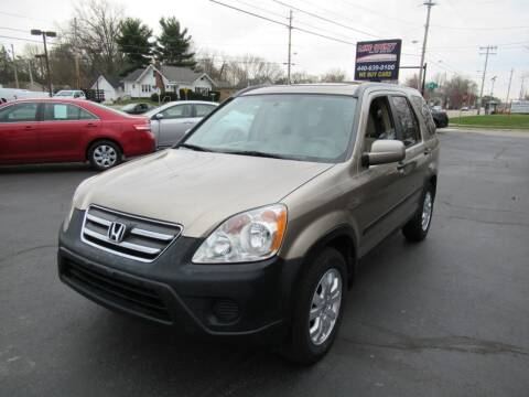 2005 Honda CR-V for sale at Lake County Auto Sales in Painesville OH