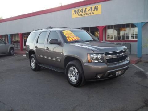 2013 Chevrolet Tahoe for sale at Atayas Motors INC #1 in Sacramento CA