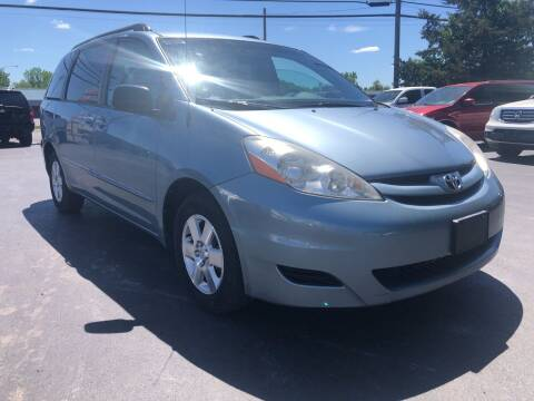 2010 Toyota Sienna for sale at Action Automotive Service LLC in Hudson NY
