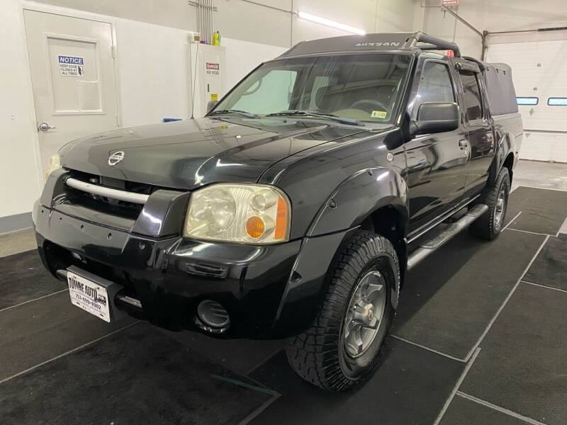 2004 Nissan Frontier for sale at TOWNE AUTO BROKERS in Virginia Beach VA