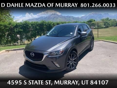 2018 Mazda CX-3 for sale at D DAHLE MAZDA OF MURRAY in Salt Lake City UT