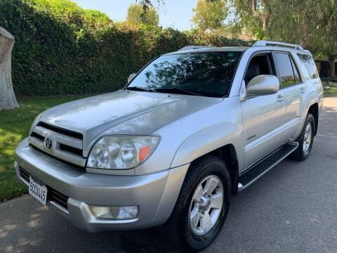 2003 Toyota 4Runner for sale at Car Lanes LA in Glendale CA