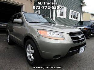 2008 Hyundai Santa Fe for sale at M J Traders Ltd. in Garfield NJ