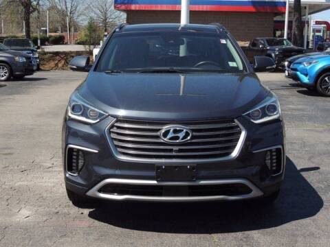 2019 Hyundai Santa Fe XL for sale at Auto Finance of Raleigh in Raleigh NC