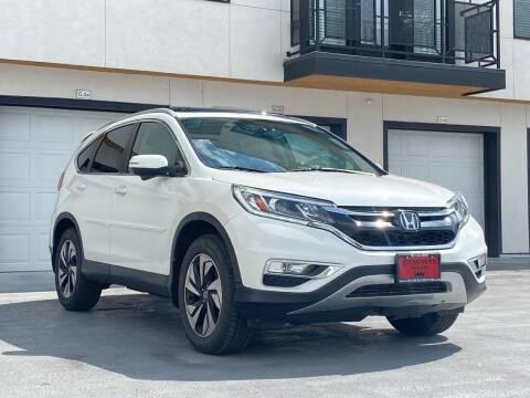 2015 Honda CR-V for sale at Avanesyan Motors in Orem UT
