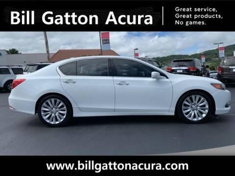 2014 Acura RLX for sale at Bill Gatton Used Cars - BILL GATTON ACURA MAZDA in Johnson City TN