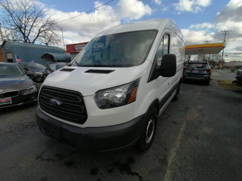 2017 Ford Transit Cargo for sale at International Motors in Laurel MD