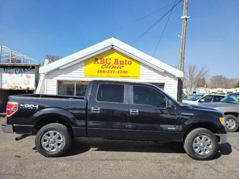 2014 Ford F-150 for sale at ABC AUTO CLINIC - Chubbuck in Chubbuck ID