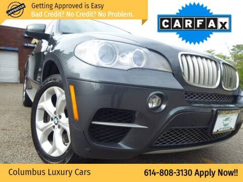 2013 BMW X5 for sale at Columbus Luxury Cars in Columbus OH