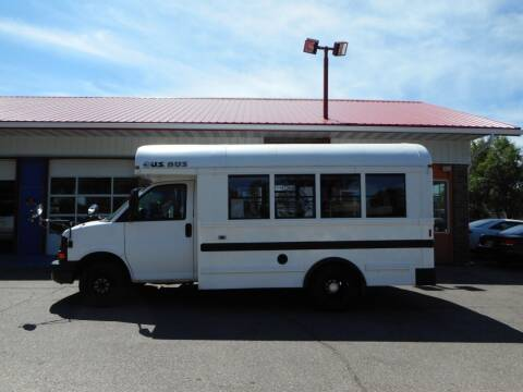 2005 Chevrolet Express Cutaway for sale at Twin City Motors in Grand Forks ND
