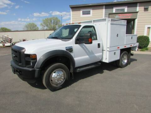 2008 Ford F-450 Super Duty for sale at NorthStar Truck Sales in St Cloud MN