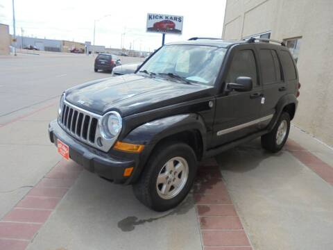 2005 Jeep Liberty for sale at KICK KARS in Scottsbluff NE